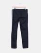 Pantalon noir droit Benetton