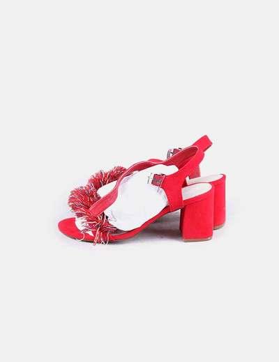 Sandales à talons La Redoute