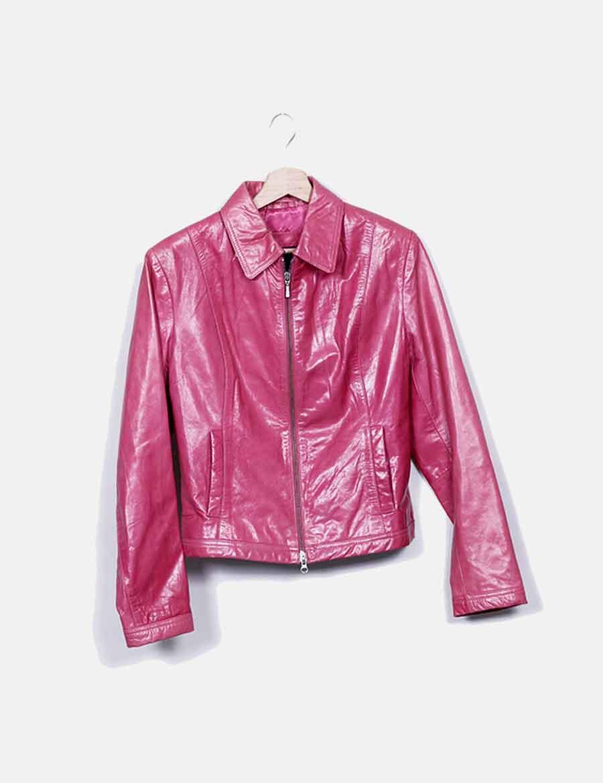 3789fbc54a3 Mujer baratos de Chaquetas CB Abrigos Chaqueta y online Collection rosa  biker wqpKz08B ...