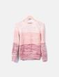Jersey tricot degradado jaspeado Bershka