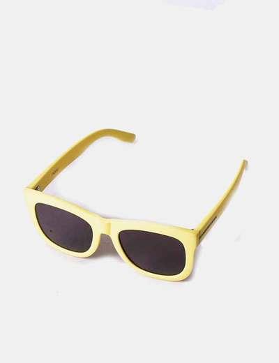 Lunettes de soleil jaunes colporteurs naou Hawkers
