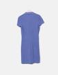 Vestido deportivo azul Lacoste Lacoste
