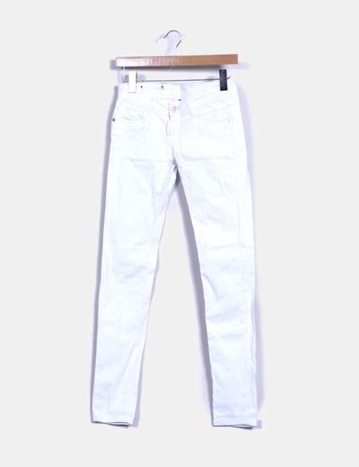 Pantalón blanco skinny Holy Preppy 95fc6cab5feb