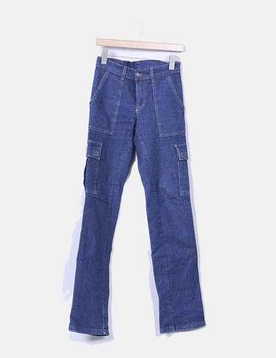 Pantalón vaquero con bolsillos Lois