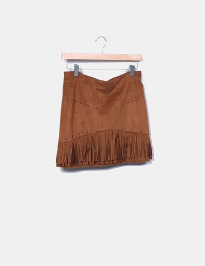 Mini jupe Bershka