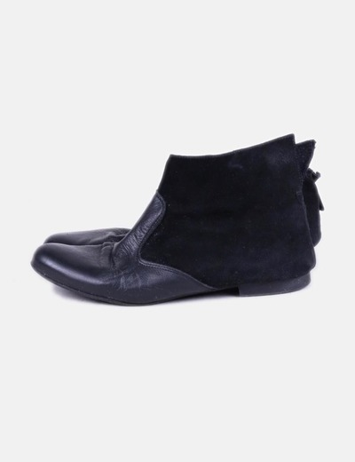 Bottines noires NoName