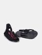 Sandales noires Miss Sixty