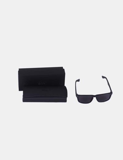 Gafas de sol montura negra texturizada