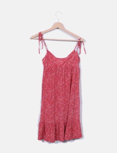 Chill Out Vestido com alças estampado floral (desconto de 68%) - Micolet 5cd7f171bdb76