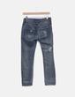 Jeans denim boyfriend con rotos Mango