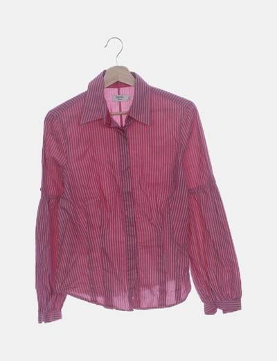 Camisa rosa raya