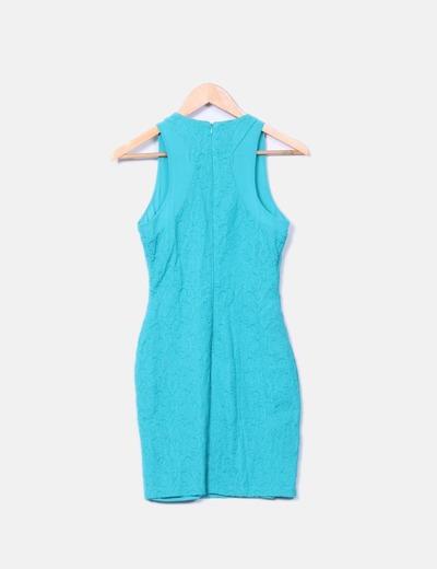 Vestido Bordado Verde Agua Vestido Verde Vestido Verde Bordado Agua Agua Rj54AL