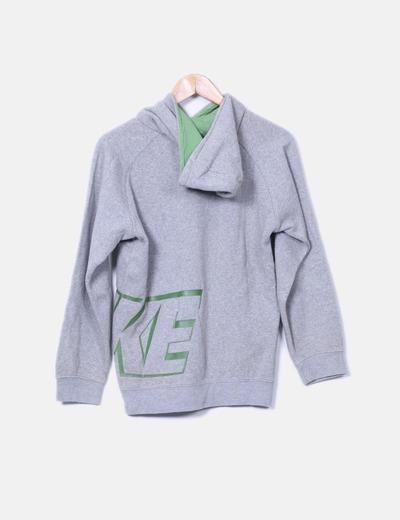 Gris Verde Nike Micolet 65 descuento Sudadera wnBUFzxq6A