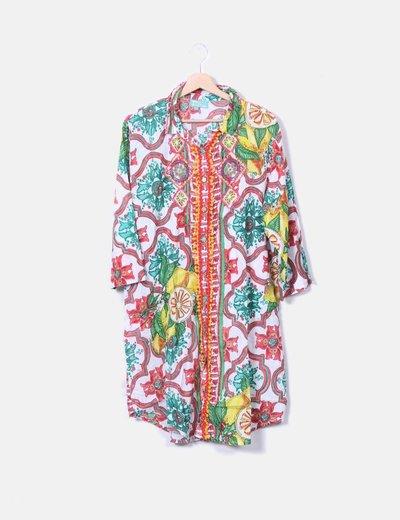 Antica Sartoria maxi dress