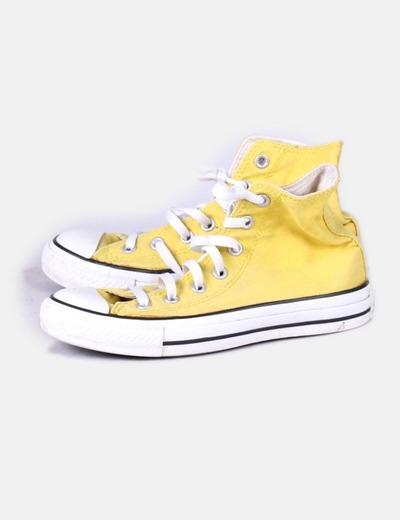Bambas converse amarillas Converse