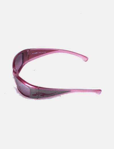 Gafas de sol montura rosa