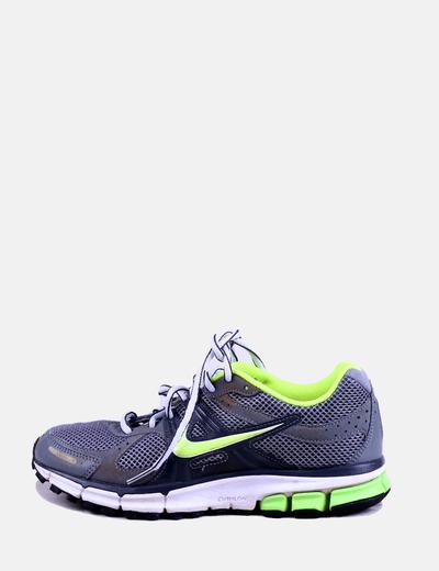 Sneaker running flúor