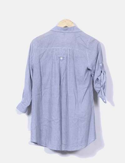 Camisa de rayas diplomaticas