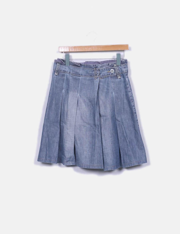 64042623d denim Faldas online Zara de Falda tablas baratas qw0E8|negotiate ...