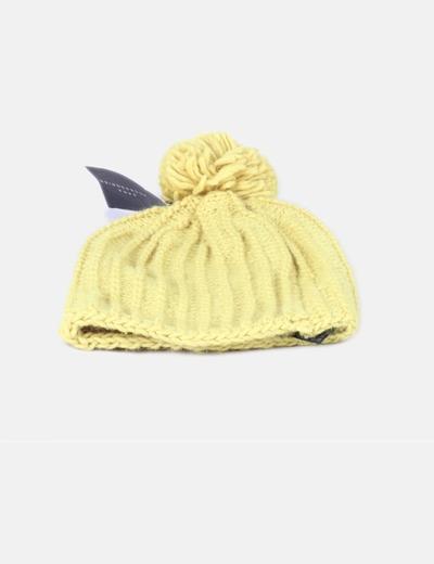 8991080821001 Zara Gorro lana amarillo (descuento 38%) - Micolet