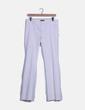 Pantalón blanco recto Trucco