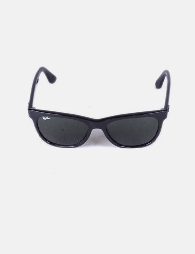 gafas ray ban pasta negras