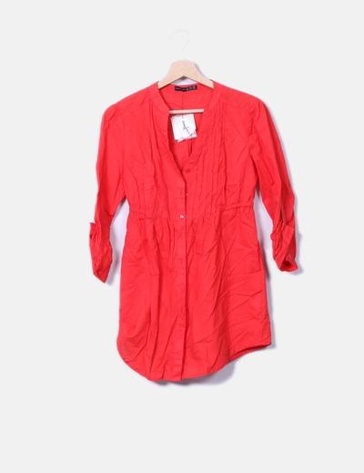 Denim Co. shirt