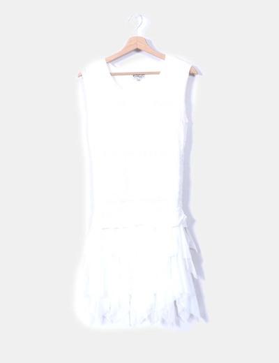 Combinado Deby Micolet Vestido Debo 78 descuento Blanco vv6nTtqwZ