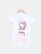 Camiseta manga corta doble textura  NoName