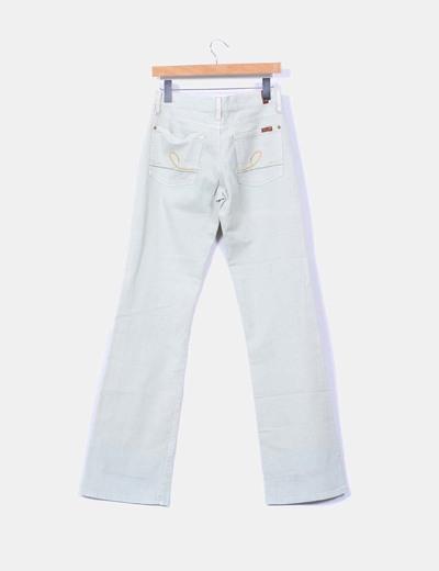 Pantalon de campana