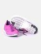 Zapatilla deportiva rosa inextenso