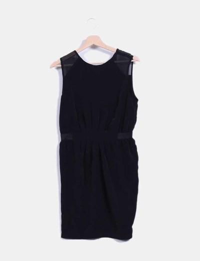 Vestido negro NoName