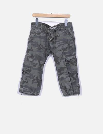 Pantalon militar pirata