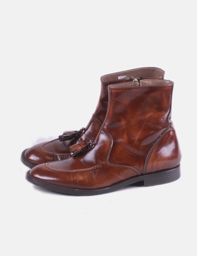 Bottines Pertini