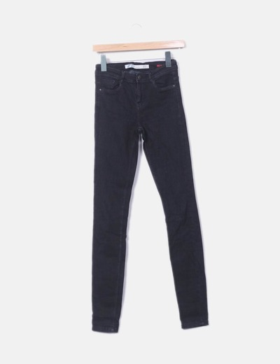 Jegging negro skinny fit