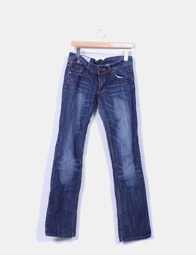 Jeans vaquero recto Suiteblanco