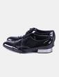 Bluchers charol negro Louis Vuitton