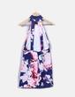 Vestido estampado floral NoName