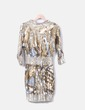 Dress paillettes Roberto Cavalli
