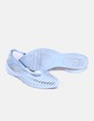 Sandalias cangrejeras goma azul celeste Melissa