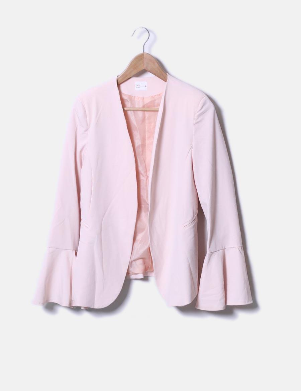 d94f41eea8f de Abrigos Mujer Blazer Chaquetas baratos acampanada y manga rosa online  Sophie fwqxYUH0q ...