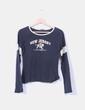 "Camiseta print "" New jersey"" Stradivarius"
