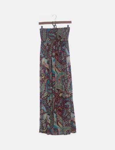 Suiteblanco maxi dress