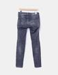 Pantalón denim negro efecto desgastado Pepe Jeans