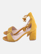 Sandali con tacco Ercilla