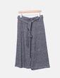 Pantalons culotte gris Southern Cotton