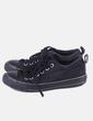 Sneaker negra de cordones Converse