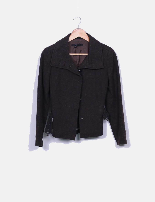 marrón baratos Chaquetas y Zara punto Mujer Abrigos de Chaqueta de online  qPgzHxEE ... 5e0ed9952834