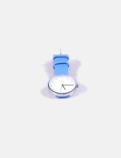Reloj correa azul