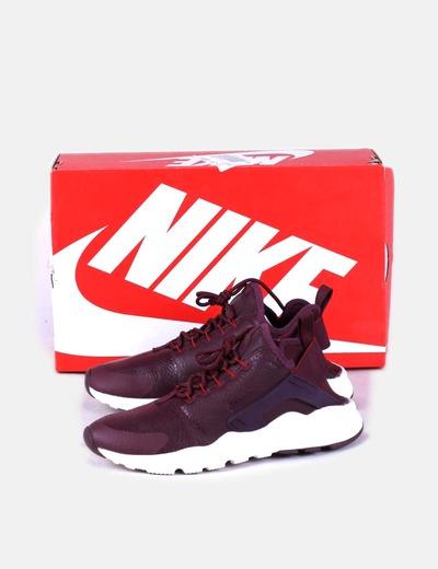 be272511d9f06 Nike Zapatilla burdeos air huarache run ultra prm (descuento 74 ...